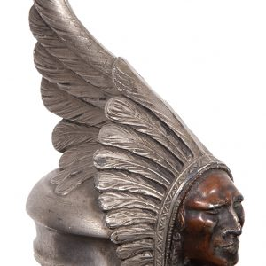 Indian Chief Hood Ornament