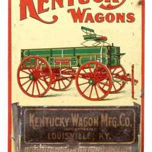 Kentucky Wagons Match Holder