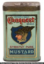 Conquest Spice Tin