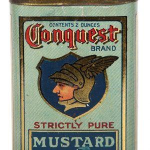 Conquest Spice Tin