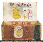 Yellow Kid Cigar Box