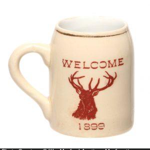 Hoster Brewing Co. Mini Mug