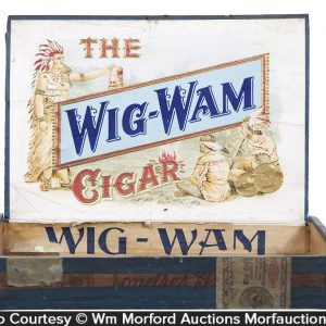 Wig-Wam Cigar Box