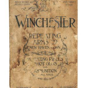 1898 Winchester Catalog