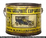 Whiz Graphite Cup Grease Can