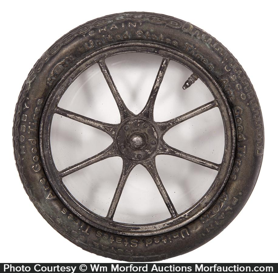 US Tires Ash Tray