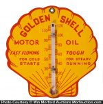 Golden Shell Oil Thermometer
