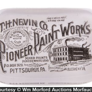 Pioneer Paint Works Paperweight