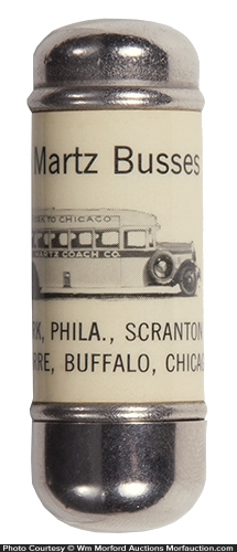 Martz Busses Sewing Kit