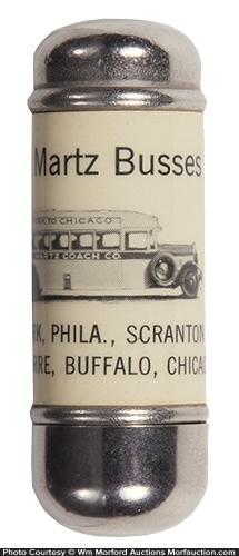 Martz Busses Sewing Kit