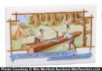 West Virginia Lumber Paperweight