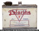 """Polarine """"F"""" for Ford's Motor Oil Can"""