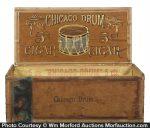Chicago Drum Cigar Box