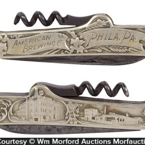 American Brewing Co. Pocket Knife