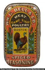Bell's Poultry Spice Tin