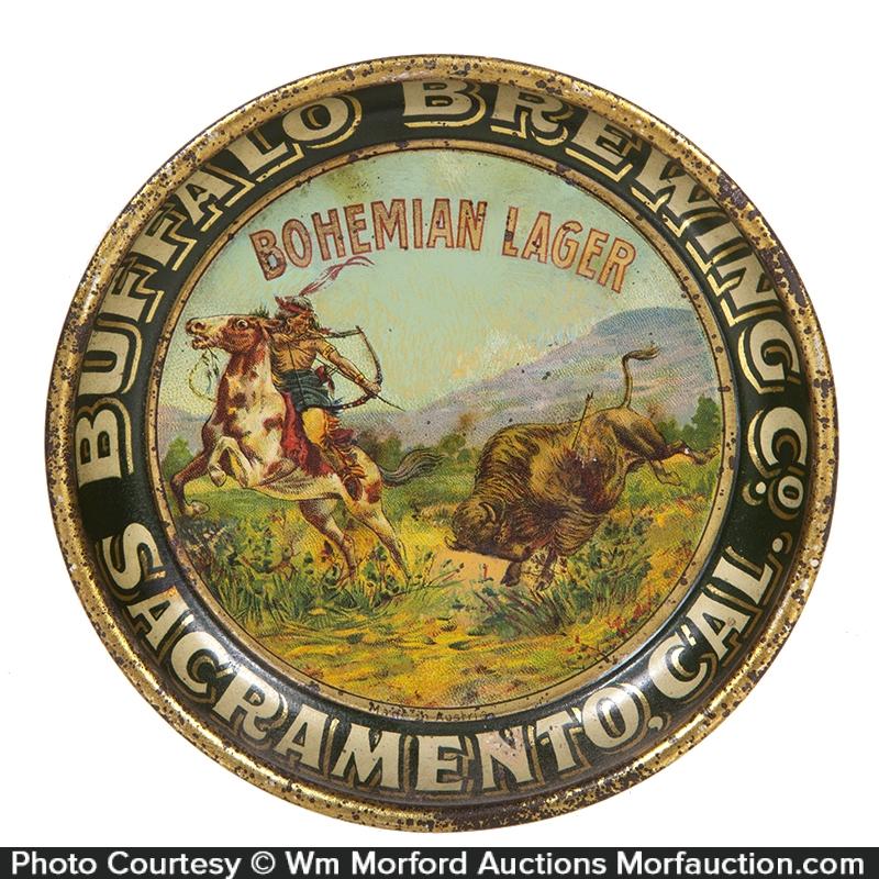 Buffalo Brewing Co. Tip Tray
