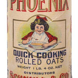 Phoenix Oats Box