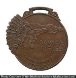 Savage Arms Co. Watch Fob