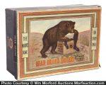 Bear Hosiery Display Box
