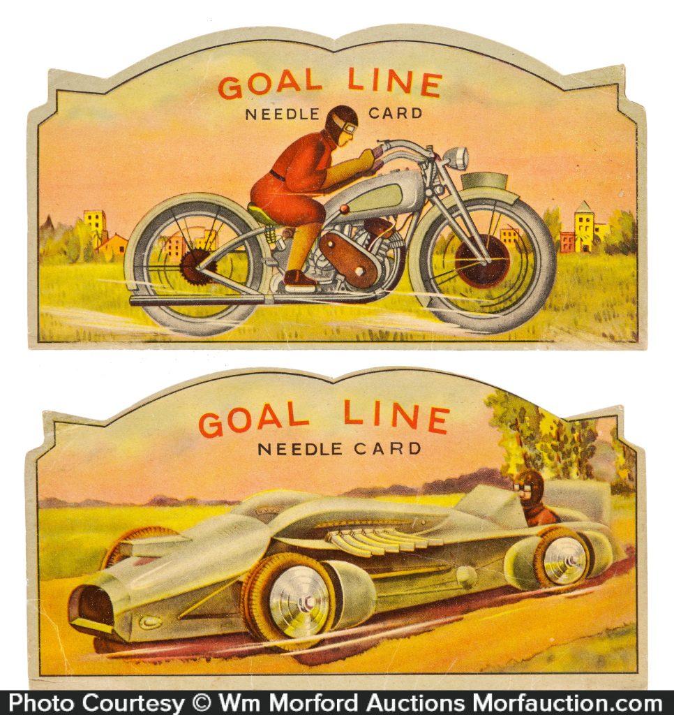 Goal Line Needles Case