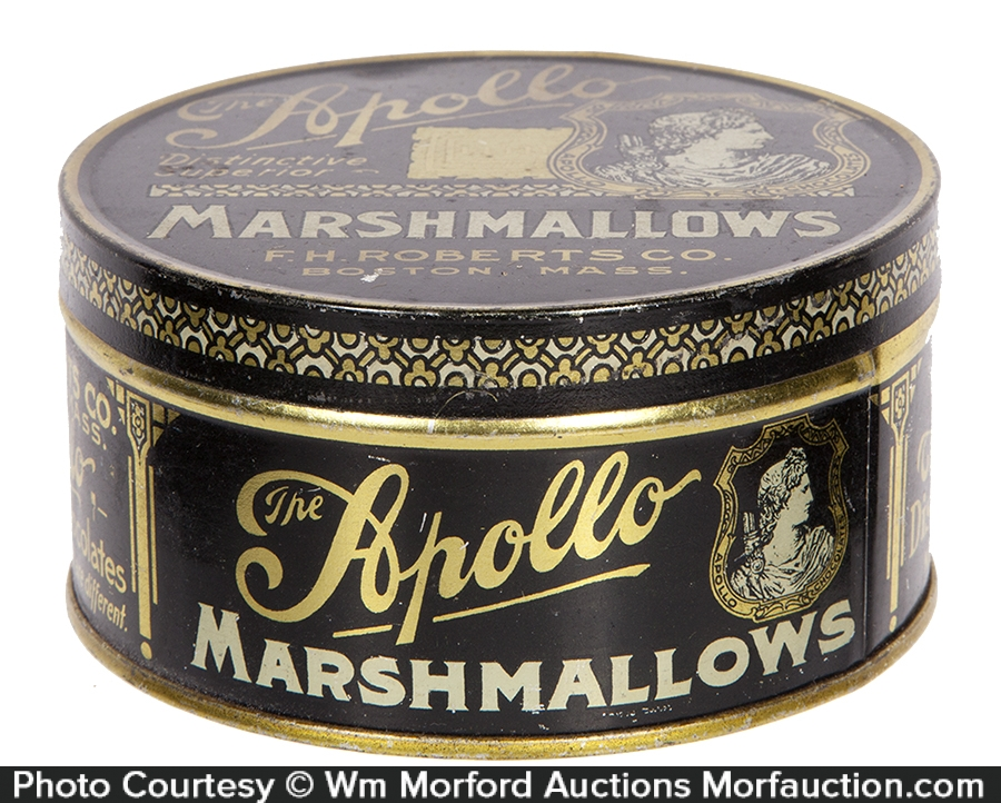 Apollo Marshmallows Tin