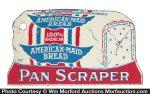 American Maid Pan Scraper