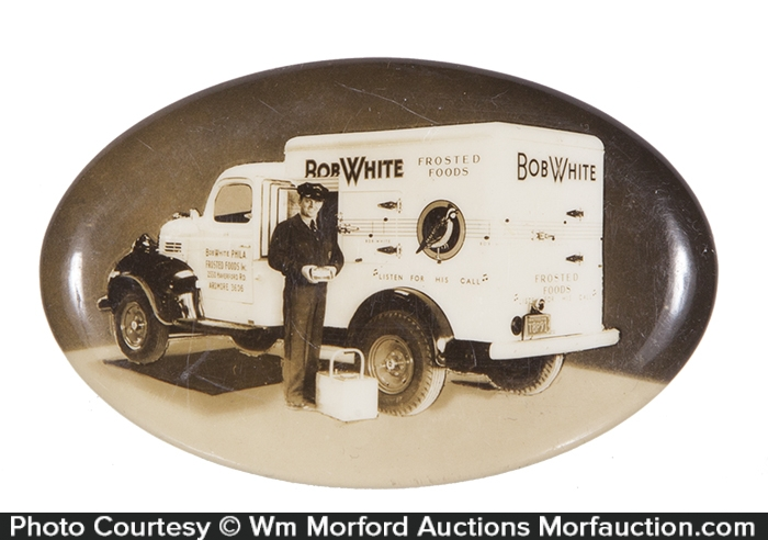 Bob White Foods Pocket Mirror