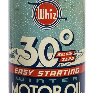 Whiz 30 Degrees Winter Motor Oil