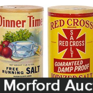 Vintage Salt Boxes