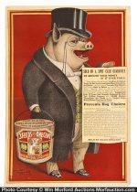 International Stock Foods Ad