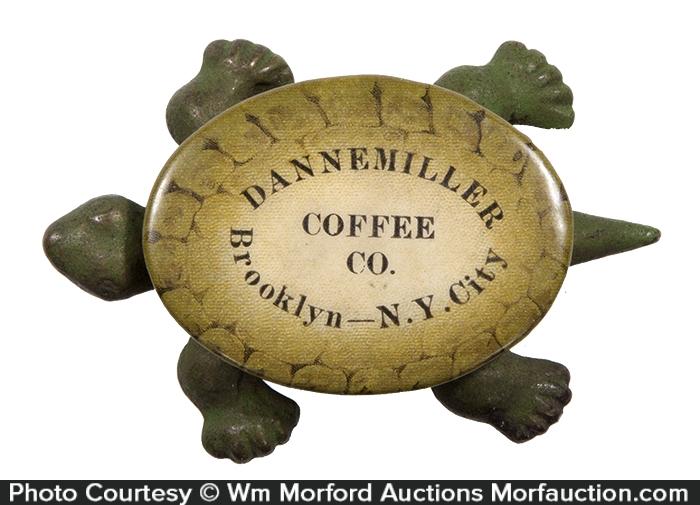 Dannemiller Coffee Co. Turtle