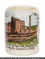 Cold Spring Brewing Co. Mini Mug
