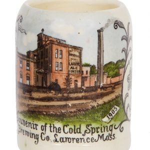 Cold Spring Brewing Co. Mini Mug