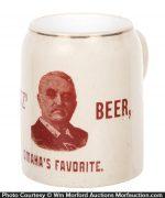 Metz Brewing Co. Mini Mug