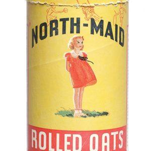 North-Maid Oat Box