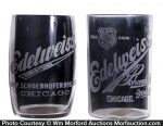 Edelweiss Beer Glasses