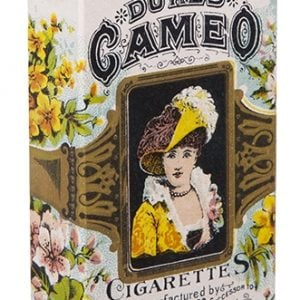 Duke's Cameo Cigarettes Box
