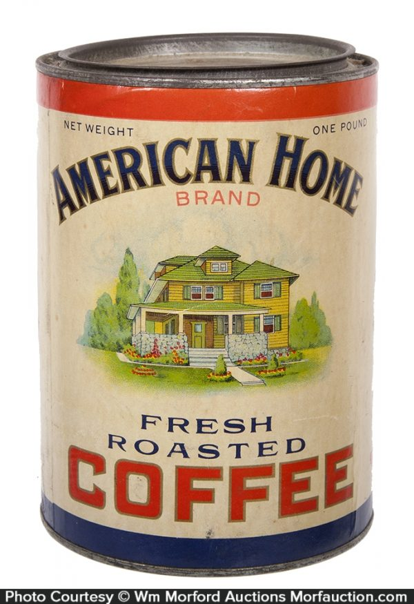 American Home Coffee Can