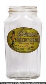 Rare Variation Planters Jar