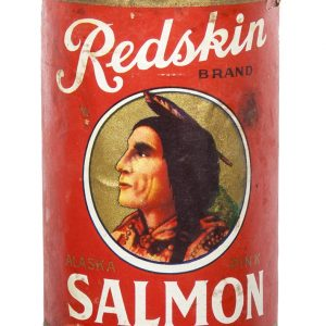 Redskin Salmon Tin