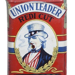 Union Leader Tobacco Pocket Tin
