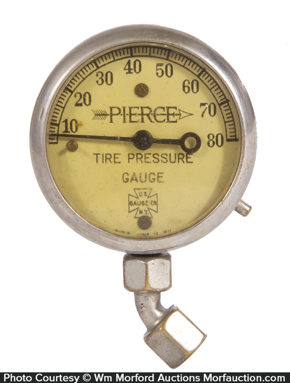 Pierce Arrow Tire Gauge