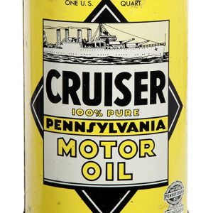 Cruiser Motor Oil Can