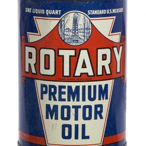 Rotary Motor Oil Can
