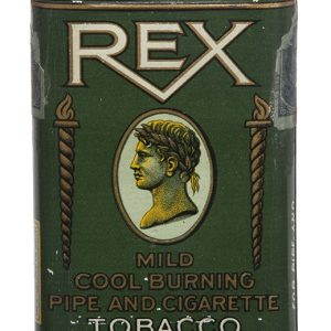 Rex Pocket Tobacco Tin