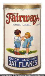 Fairway Oat Box
