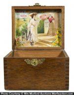 Rice's Popular Flower Seeds Box