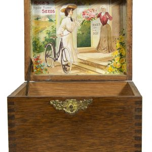 Rice's Popular Flower Seeds Box