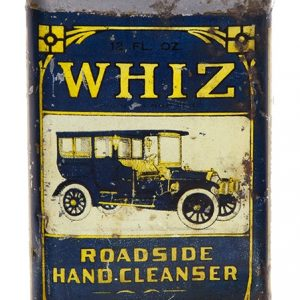 Whiz Roadside Hand Cleanser Tin