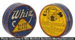 Whiz Kleer-Glass Tin
